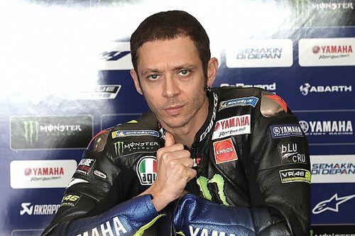 Jelang balapan, Rossi berharap kompetitif