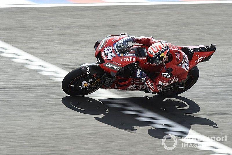 EL2 - Dovizioso prend la tête, Miller assure un doublé des Ducati