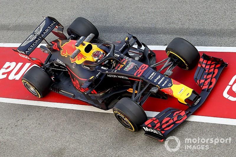 Red Bull хватило двух моторов Honda для первых тестов, Toro Rosso – одного