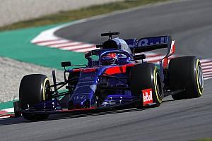 Barcelone, J3 - Kvyat et Toro Rosso créent la surprise