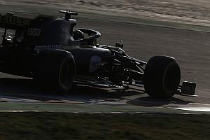 Gesamtergebnis: Formel-1-Tests in Barcelona, 1. Woche