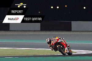 Motorsport Report: la Yamaha rialza la testa nei test in Qatar, ma chi sono i favoriti per la gara di Losail?