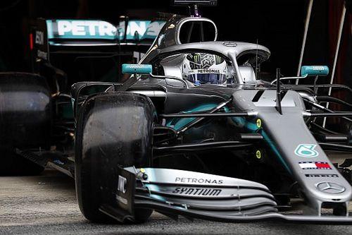Bottas: gumitól és motorbeállítástól függetlenül is nagyon erősnek tűnik a Ferrari