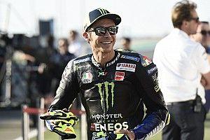 """Rossi: """"Sono qui perché penso che posso ancora vincere!"""""""