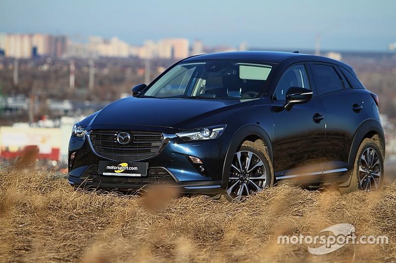 Оновлений кросовер Mazda CX-3: компактний самурай