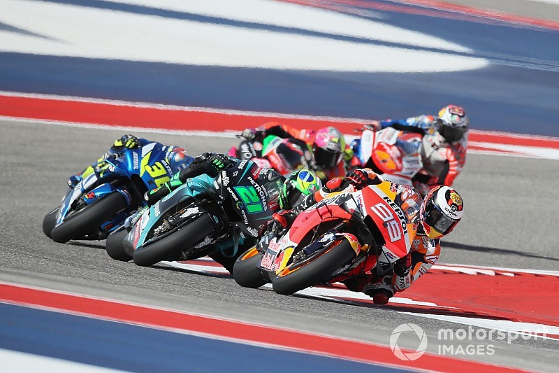 Austin MotoGP qualifying as it happened