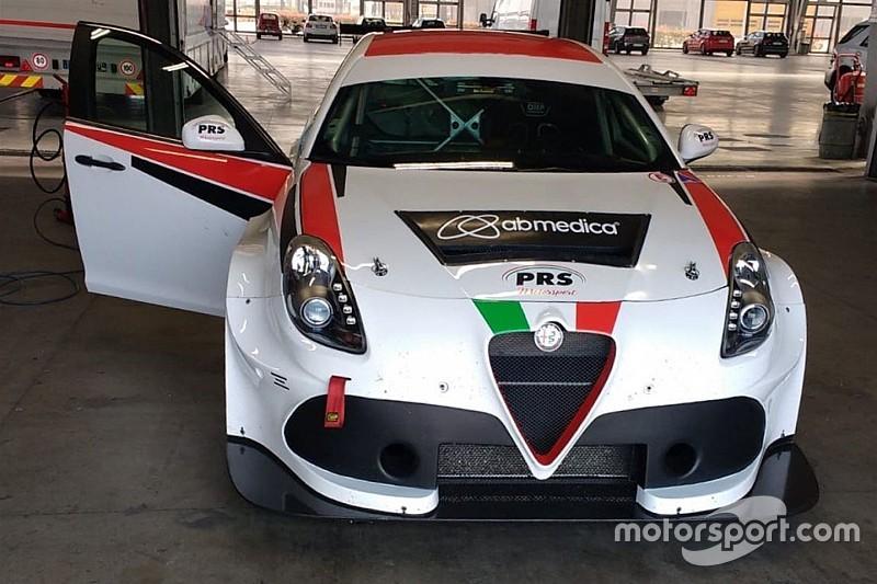 Sarà Max Mugelli a guidare l'Alfa Romeo di PRS Motorsport