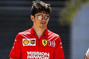 Leclerc: nincs alapvető baj a Ferrarival, csak finomhangolás kérdése