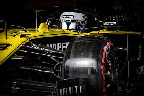 Ricciardo kontroluje presję