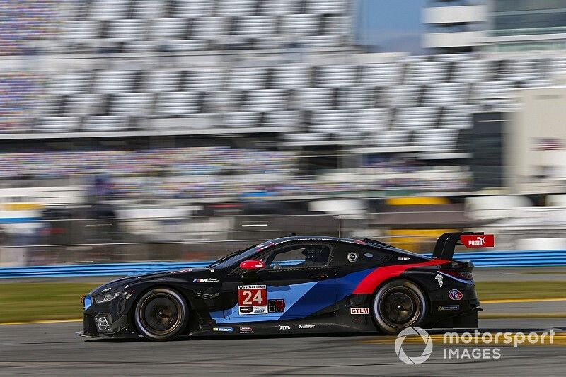 Mostert to make Sebring IMSA debut with BMW