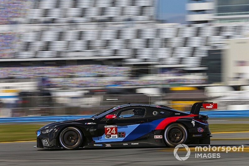Mostert to make Sebring IMSA debut with BMW