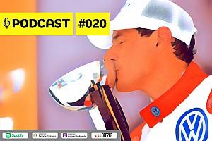 Podcast #020 - Campeão da Copa Truck, dinâmico Beto Monteiro revela segredos de NASCAR, Stock Car e cia