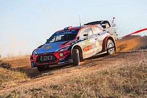 WRC Catalonië: Loeb leidt voor Neuville