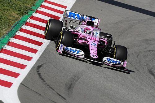 "Abiteboul: Racing Point, ""orgulloso"" de copiar a Mercedes"