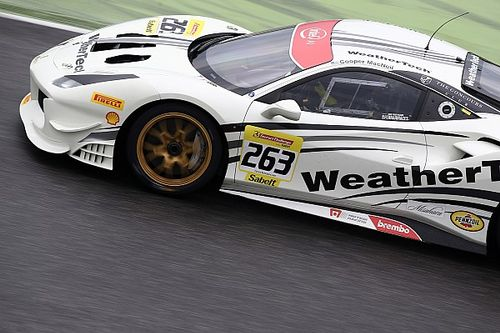 Ferrari Challenge North America: MacNeil extends lead with pole