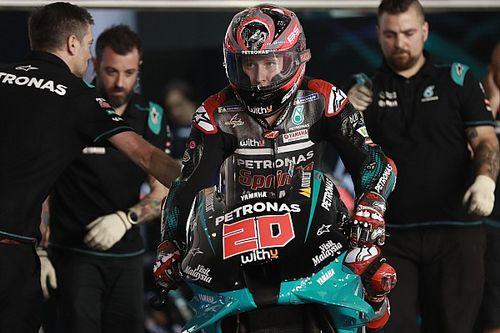 Así te contamos en directo el test de MotoGP en Qatar