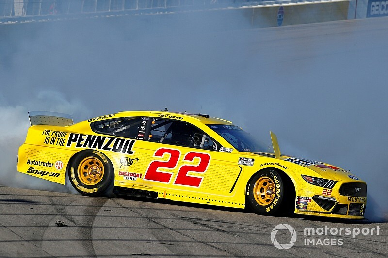 Already with a win, Logano asks 'how we can be stronger'