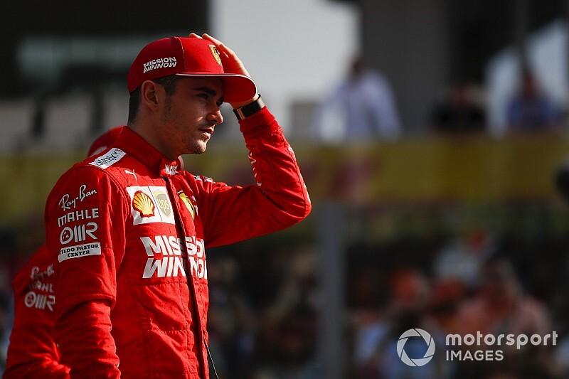 A Ferrari nem aggódik Leclerc vizsgálata miatt