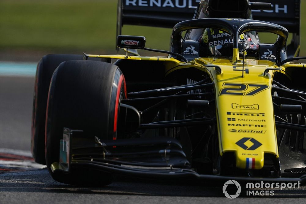 "Renault pays tribute to ""instrumental"" Hulkenberg"