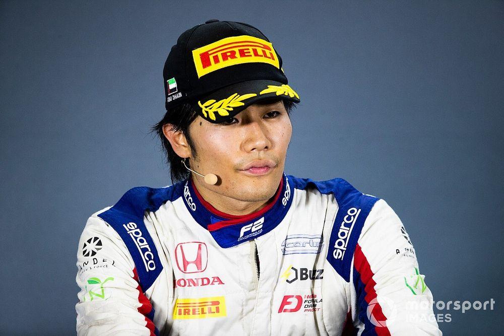 F2: Matsushita acerta com a MP Motorsport, do brasileiro Drugovich