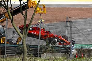Binotto egyelőre hallgat az ütközés után, és szerinte idén a Mercedes volt a legjobb autó