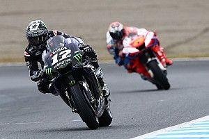 """Viñales: He dado el 100%, queda en manos de Yamaha mejorar"""""""