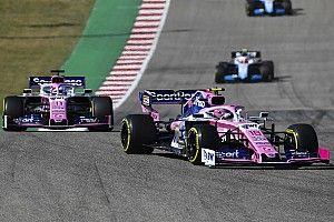 Pérez: Racing Point puede ser el que más crezca en 2020