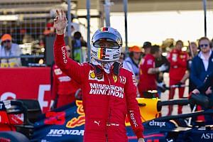Vettel un podio ogni due nei 100 GP con la Ferrari