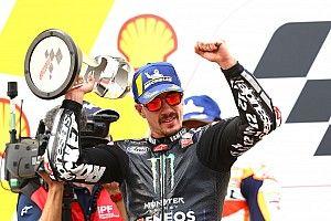 Viñales domina 'corrida maluca' e vence GP da Malásia
