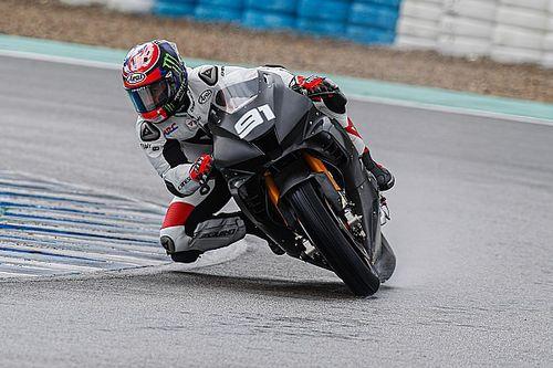 Test SBK 2020, Jerez: Honda debutta e comanda il Day 1 con Haslam