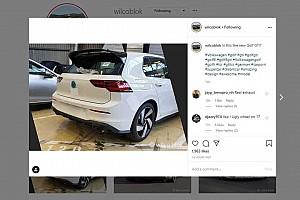 Yeni Volkswagen Golf GTI kamuflajsız yakalandı!