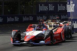 Верляйн прервал череду побед Гюнтера в кибергонках Формулы Е
