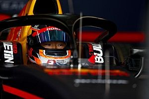 F2, Red Bull Ring, Libere: Tsunoda in vetta a sorpresa