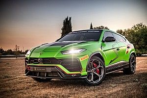 Lamborghini: la Urus ST-X è realtà. La prima gara a Misano 2020