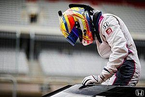 Así se ha preparado Palou para su debut en la Indycar... virtual