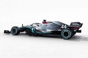 Foto's: De nieuwe Mercedes W11 uit alle hoeken