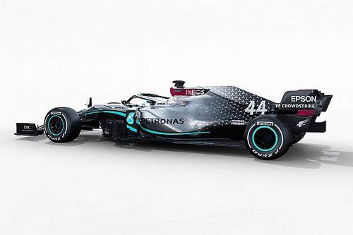 Video: Mercedes W11, per il settimo mondiale
