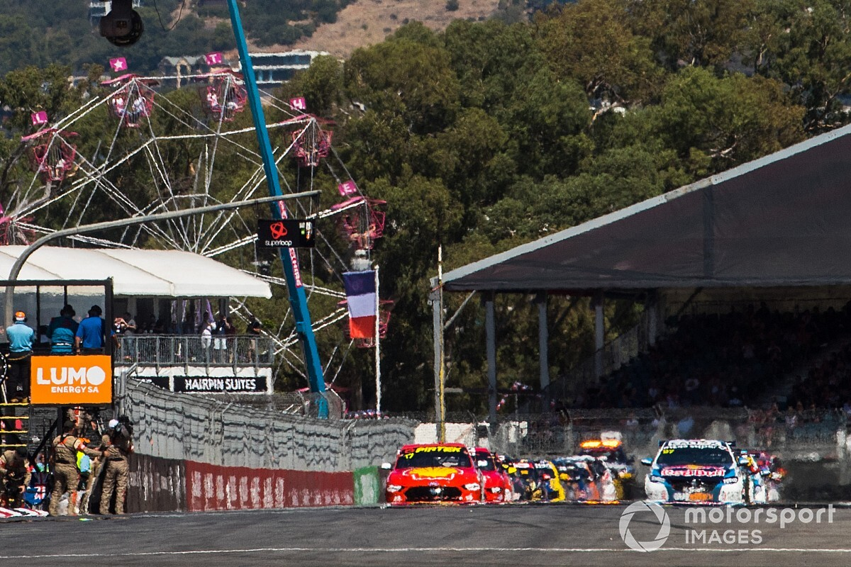 Formula E has held Adelaide talks