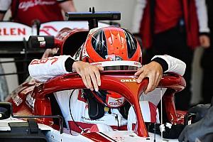 """Kubica: """"Es más fácil rodar con Alfa que con Williams"""""""