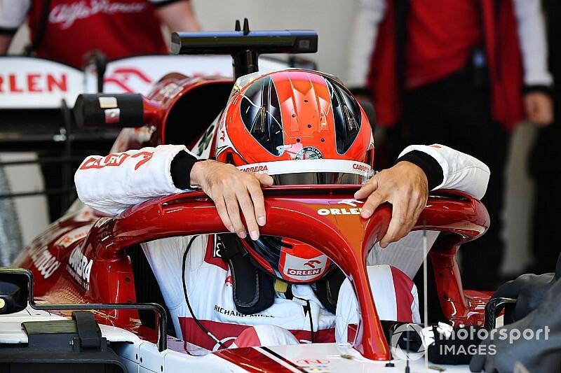 """Kubica: """"Es más fácil rodar en 1:16 con Alfa que en 1:19 con Williams"""""""