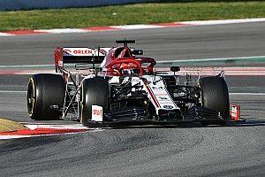 Galeria zdjęć: Kubica podczas testów F1