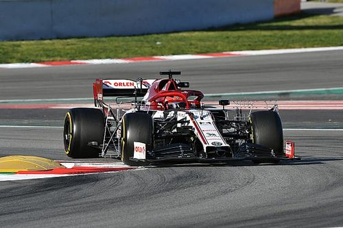 Ergebnis: Formel-1-Tests in Barcelona, 4. Tag