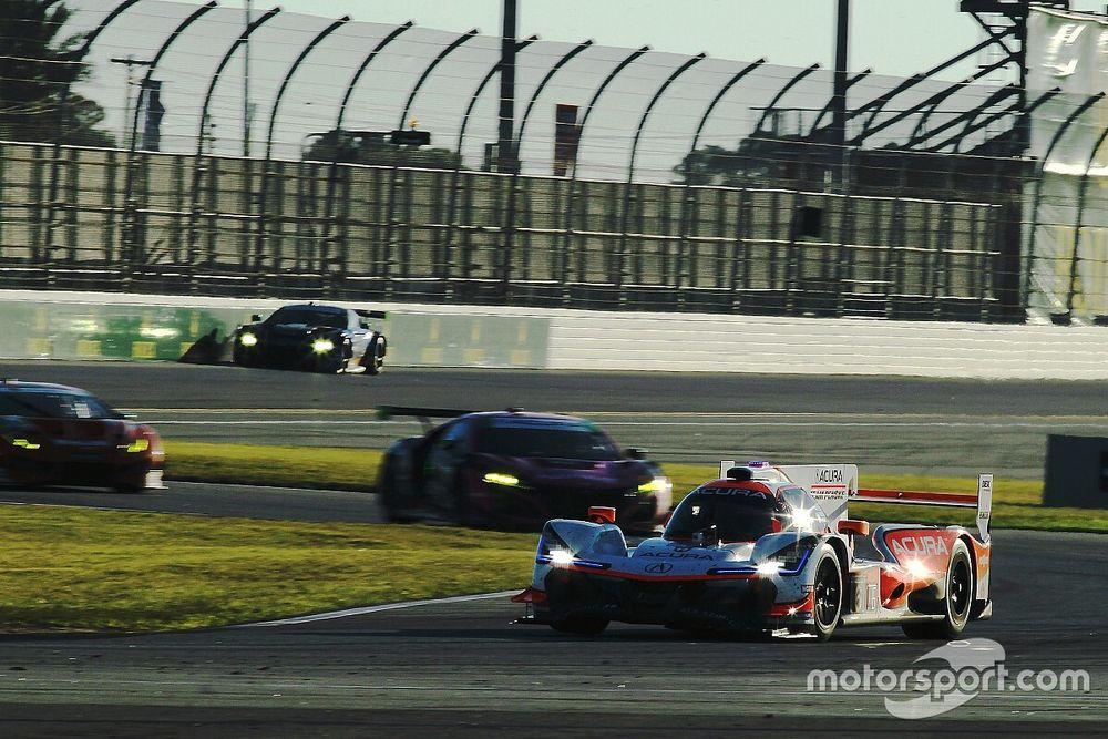 IMSA could resume season with closed door races