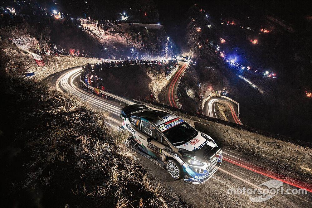 Fotogallery WRC: le prime 2 tappe del Rallye Monte-Carlo 2020