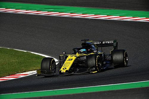 Renault niet in beroep tegen diskwalificatie Japanse Grand Prix