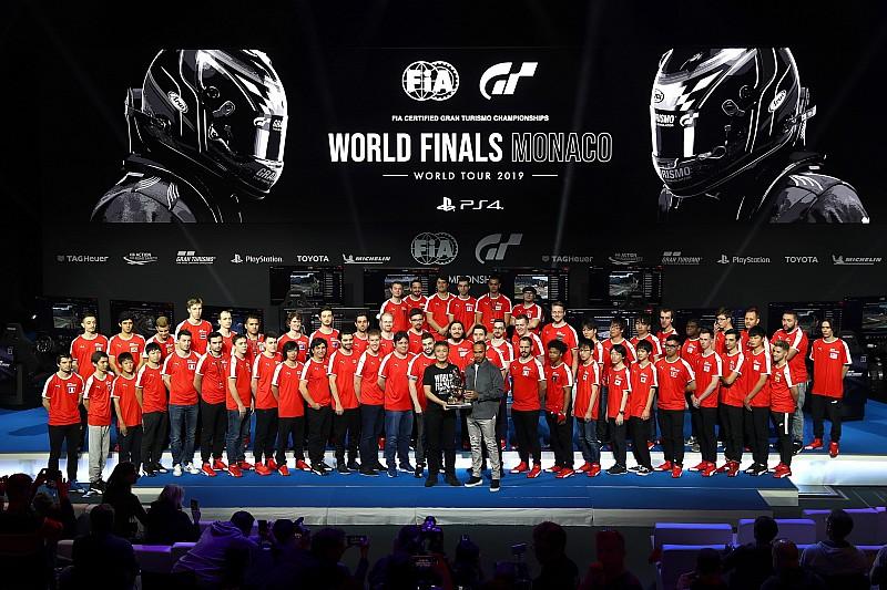 Toyota se proclama campeón de fabricantes del FIA Gran Turismo