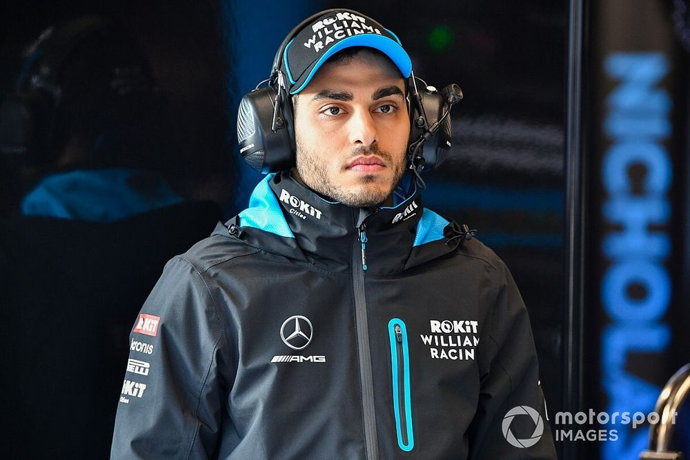 Williams test driver Nissany joins DAMS in F2