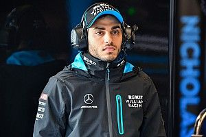 Nissany to get FP1 outing with Williams in Spain