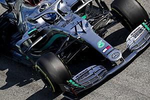 Ricciardo docenia innowacyjność Mercedesa
