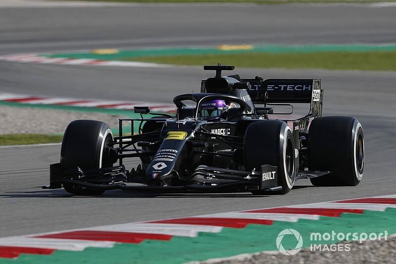 Renault nie planuje opuszczać F1